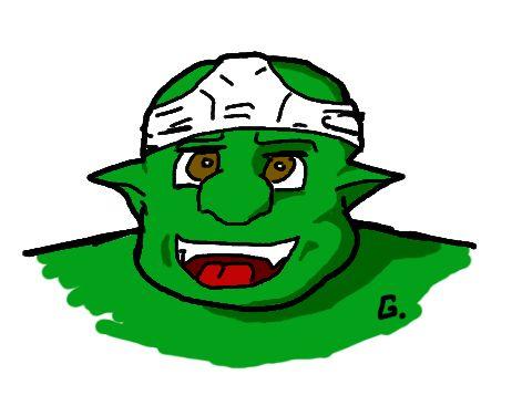 Blason du troll n°2043